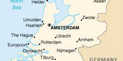 Olanda Cartina Turistica.Olanda Viaggiatori Net