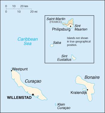 Olanda Cartina Stradale.Mappa Antille Olandesi Cartina Geografica E Risorse Utili Viaggiatori Net