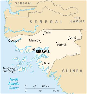 Guinea Cartina Geografica.Mappa Guinea Bissau Cartina Geografica E Risorse Utili Viaggiatori Net