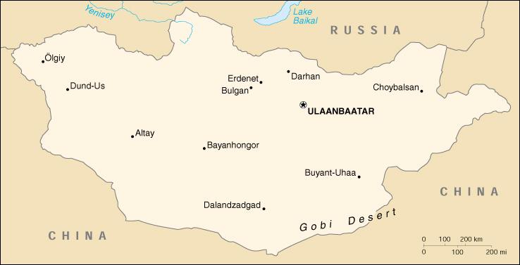 Cartina Geografica Della Mongolia.Mappa Mongolia Cartina Geografica E Risorse Utili Viaggiatori Net