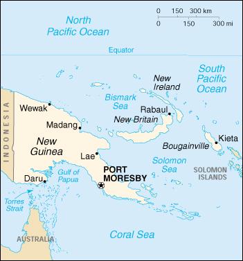 Guinea Cartina Geografica.Mappa Papua Nuova Guinea Cartina Geografica E Risorse Utili Viaggiatori Net